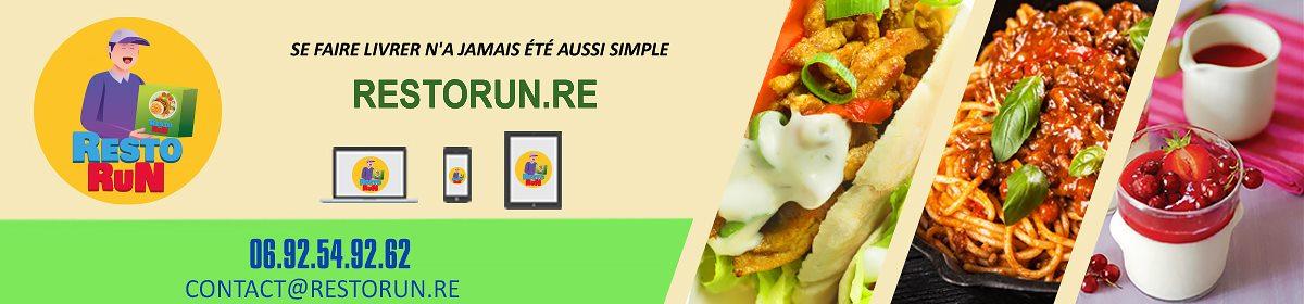 Restorun 3.0, votre plateforme de livraison de courses et repas ! 😋
